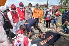 TNI AL dan Tim SAR Evakuasi Korban Kapal Tenggelam di Perairan Kalbar