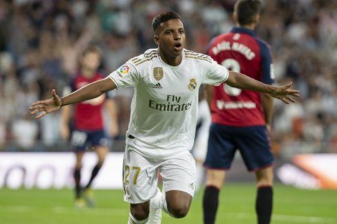 Profil Rodrygo Goes, Talenta Muda Asal Brasil Milik Real Madrid