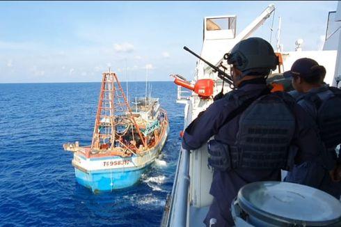 Bakamla Kembali Tangkap 2 Kapal Vietnam Pencuri Ikan Vietnam di Natuna