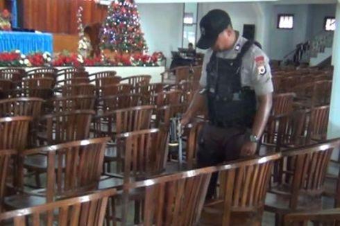 Natal, 100 Pemuda Masjid Jaga Gereja di Ambon