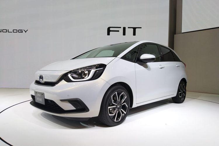 All New Honda Jazz atau di sejumlah negara disebut dengan Honda Fit, meluncur di Tokyo Motor Show 2019