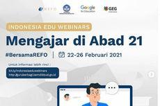 Jadwal 7 Webinar Kemendikbud Gratis untuk Guru