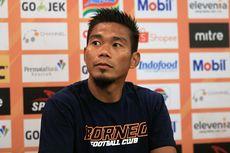 Bek Borneo FC Asah Fokus dan Konsentrasi dengan Berlatih Panahan