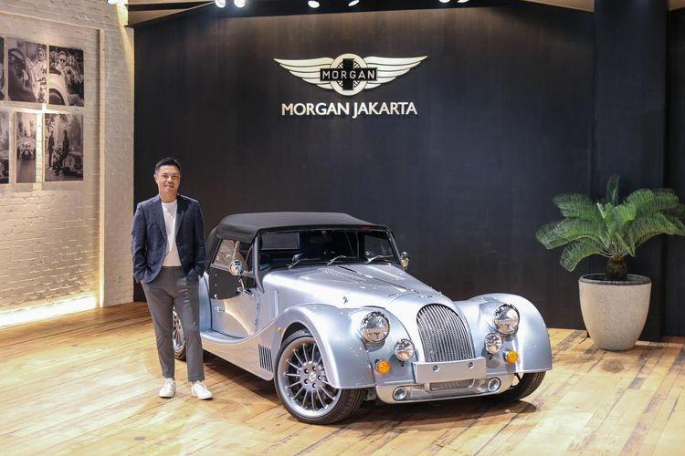 Morgan Motor Company hadir di Indonesia lewat importir TDA Luxury Toys
