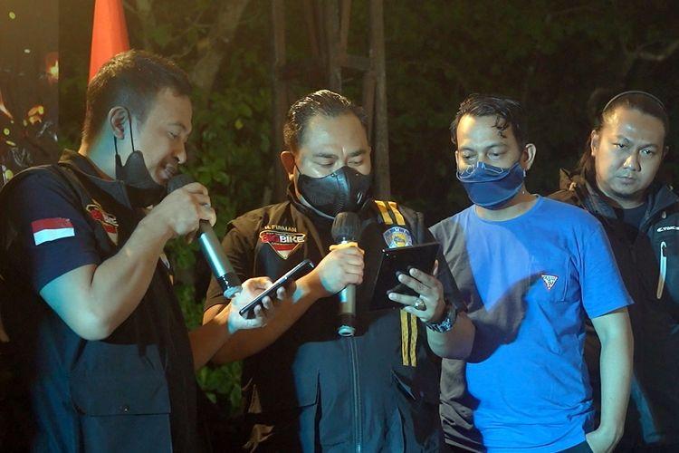 Munas Big Bike Community di Sukabumi, Minggu (12/9/2021)