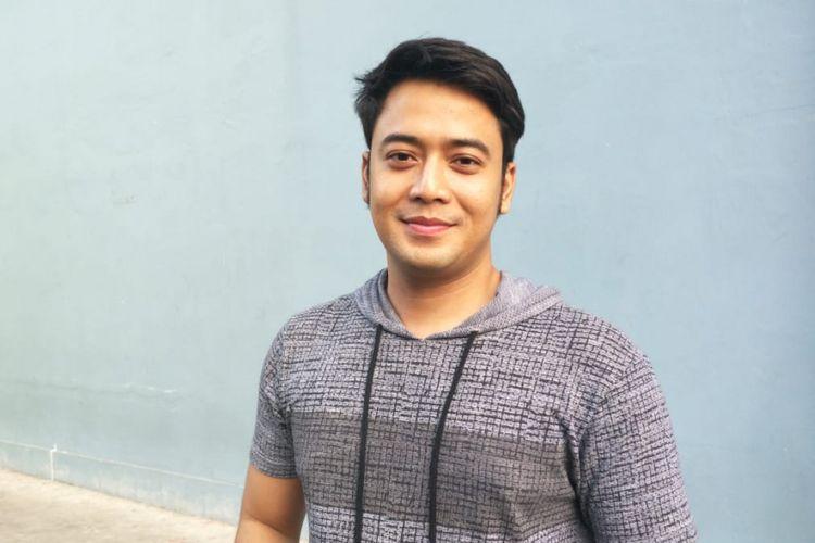 Kriss Hatta saat ditemui di kawasan Tendean, Jakarta Selatan, Jumat (7/12/2018).