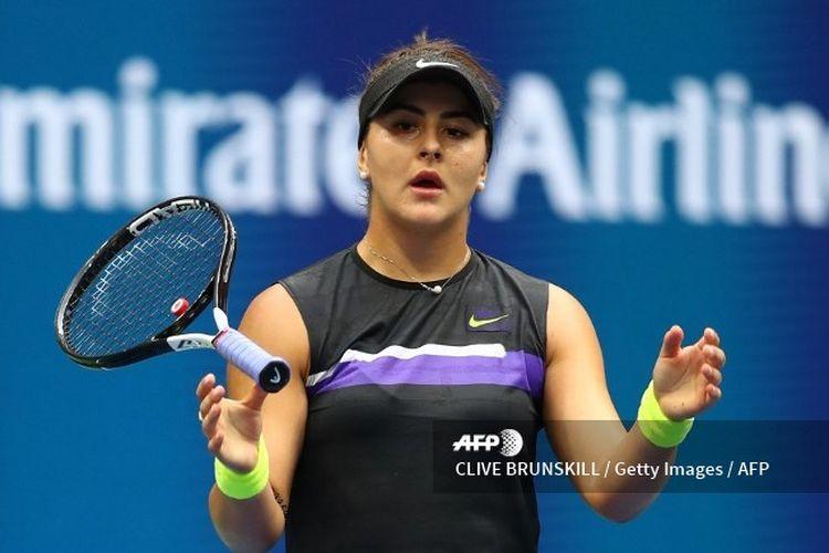 Bianca Andreescu juara US Open 2019 setelah mengalahkan Serena Williams di final.