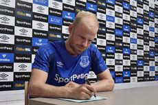 Everton Resmi Rekrut Kapten Ajax Amsterdam, Davy Klaassen