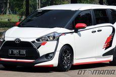 Siapa Bilang Toyota Sienta Gak Bisa Gaul?