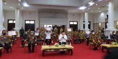 Gerakkan Perekonomian Banten Pada 2021, Gubernur WH Targetkan Serapan APBN dan APBD Capai 85 Persen