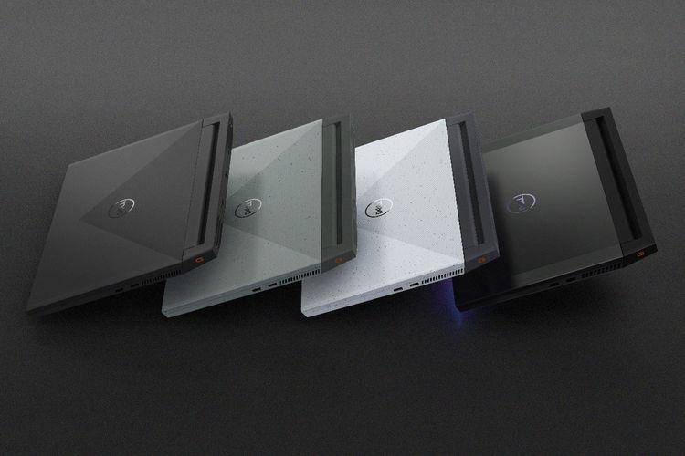 Ilustrasi Dell G15 Series.