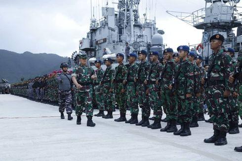 Fakta Polemik Kapal Asing di Perairan Natuna, Bukan Hal Baru hingga TNI Tegaskan Tak Akan Perang