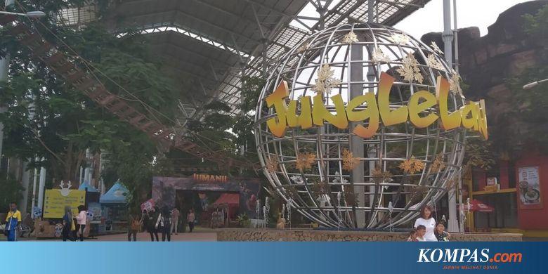 JGLE Sambut Tahun Baru, Jungleland Hadirkan Karnaval Budaya