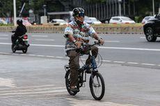 Komunitas Pesepeda Sebut Masih Ada Jalur Sepeda Kurang Layak di Jakarta