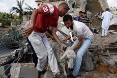Warga Jalur Gaza Usir Menteri Kesehatan Palestina