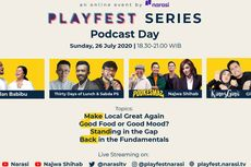 Alasan Anak Muda Harus Ikut Playfest 2020