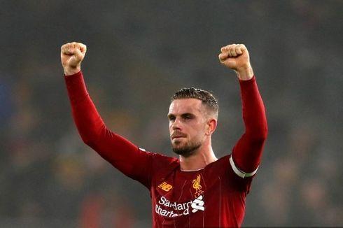 Kabar Baik bagi Liverpool, Jordan Henderson Bepeluang Tampil Lawan Brighton
