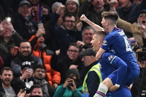 Chelsea Vs Liverpool, Fans Everton Ross Barkley Bahagia Bobol The Reds