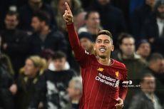 Wolves Vs Liverpool, Angka-angka di Balik Penampilan Gemilang Firmino