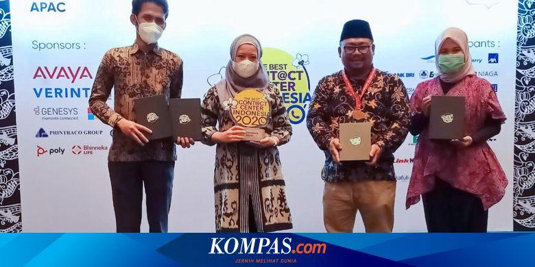 PGAS PGN Raih 6 Penghargaan dalam Ajang The Best Contact Center Indonesia