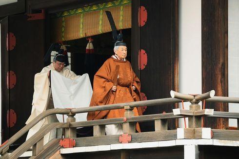 Setelah Bertemu Dewi Matahari, Kaisar Akihito Bersiap Turun Takhta