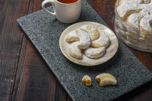 8 Cara Membuat Kue Putri Salju Lumer di Mulut, Tidak Gampang Hancur