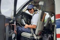 Pilot Pesawat yang Jatuh di Danau Sentani Ternyata Sarjana TI Lulusan MIT