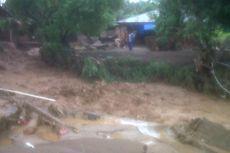 Banjir Belum Surut, Listrik Padam, Manado Mencekam