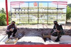Panglima TNI Resmikan Pembangunan Mako Guspurla Koarmada I di Natuna