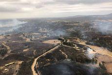 Tim Satgas Garuda Fokus Bersihkan Lahan Pasca-kebakaran di Australia