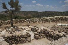 Benarkah Reruntuhan Ini adalah Istana Nabi Daud?