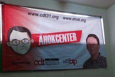 Basuki Kesal Ahok Center Dituding Cari Duit