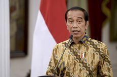 Jokowi: Dulu Kasus Covid-19 Mulai Turun dan Ekonomi Naik, Kemudian Muncul Varian Delta...