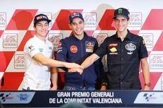 GP Valencia, Pertarungan Tiga Pebalap Moto3 demi Gelar Juara Dunia