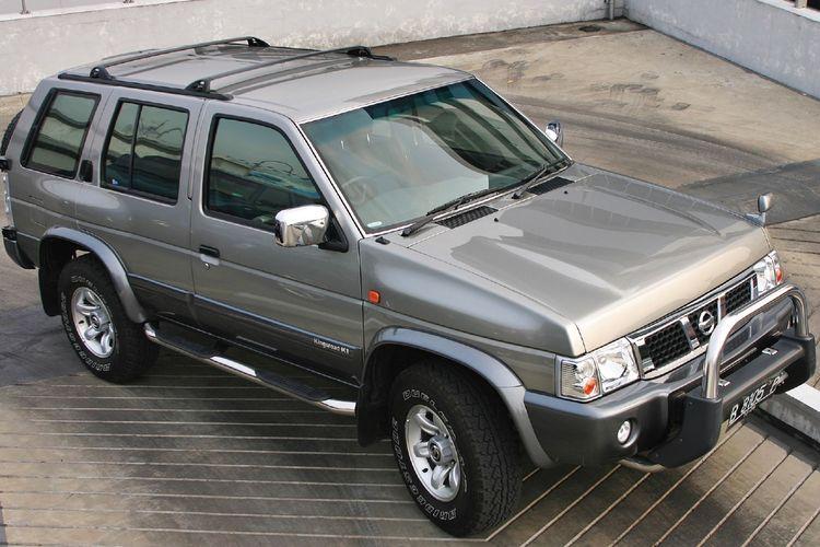 Ilustrasi Nissan Terrano