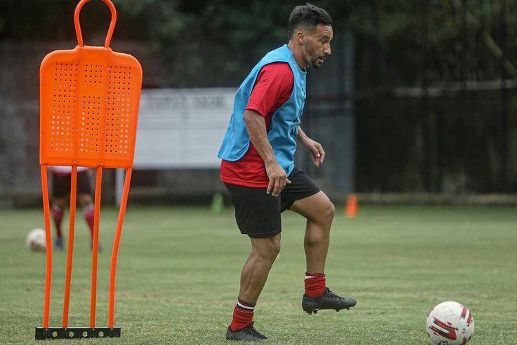 Pemain baru Bali United musim 2021, Diego Assis.