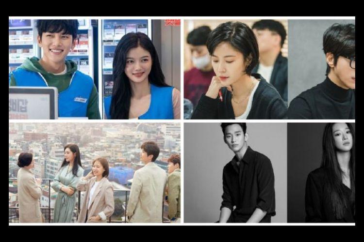 Daftar Lengkap Drama Korea Terbaru Yang Tayang Juni 2020 Halaman All Kompas Com
