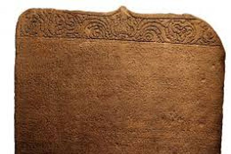 Prasasti Canggal peninggalan Kerajaan Mataram Kuno