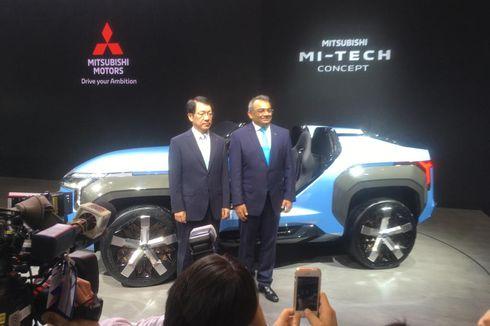 Mitsubishi Luncurkan PHEV Baru Bisa Tenggak Minyak Tanah