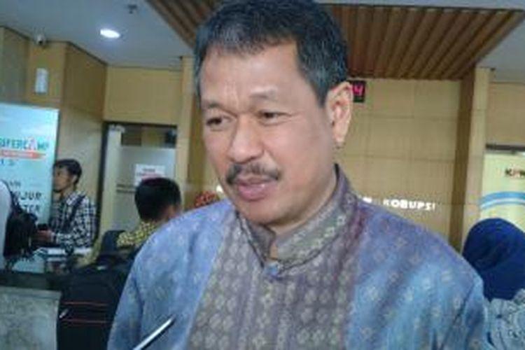 Anggota DPRD DKI Jakarta Prabowo Soenirman
