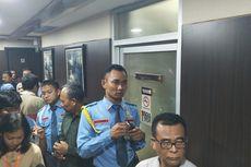 Lubang Diduga Terkena Peluru Nyasar di Gedung DPR Diketahui sejak Selasa