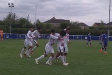 Garuda Select Bermain Imbang Lawan Leicester City U-17