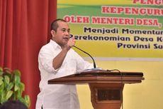 Menteri Marwan Siapkan Program Transmigrasi untuk Warga