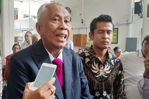 Sidang Gugatan OC Kaligis Terkait Kasus Novel Baswedan Ditunda