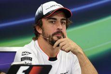 Pebalap F1 Fernando Alonso Alami Kecelakaan Saat Bersepeda di Swiss