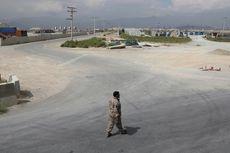 Tentara AS Tinggalkan Ribuan Kendaraan Tanpa Kunci di Pangkalan Bagram Afghanistan