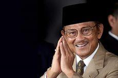 Ilham Habibie: Bapak Meninggal dalam Kebahagiaan, Wajahnya Tersenyum...