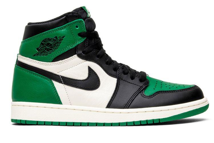 Air Jordan 1 Retro High OG ?Pine Green?