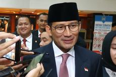 Anggap Cita-cita Jokowi Sangat Tinggi, Sandiaga Dukung Omnibus Law