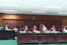 Bacakan Putusan, Majelis Hakim Djoko Susilo Pun Dikawal Polisi...